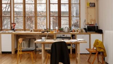 Interior view of the Pernod Ricard Studio. Image: Aurélien Mole