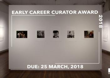 Kudos Gallery: Early Career Curator Award