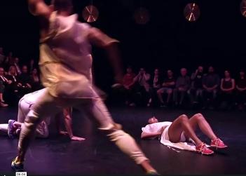 Brook Stamp wins Australian Council Fellowship for Dance