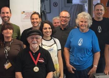 2017 Aboriginal Print Workshop