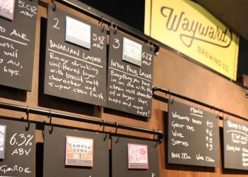 UNSW Galleries partnership with Sydney's best craft brewery, Wayward
