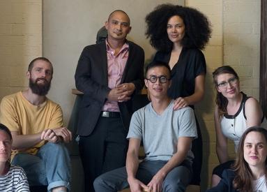 2016 NSW Visual Arts Fellowship (Emerging)